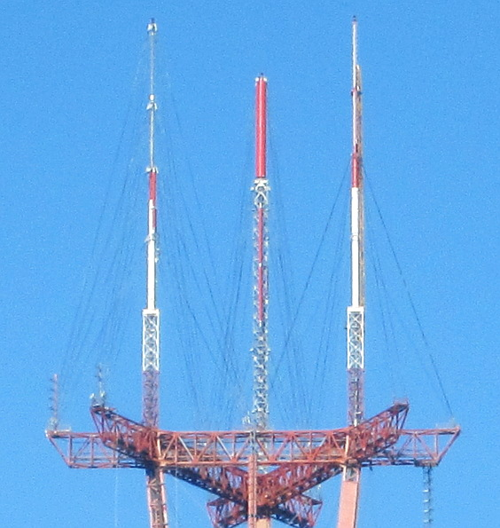 TV transmitter antennas #4